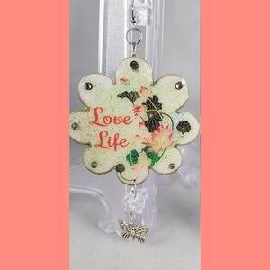Jewelry - Handmade Love Life Earrings by TreasurableTreats